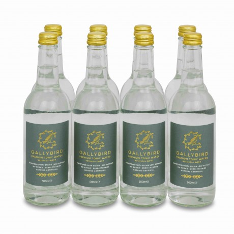 Premium Tonic water - Botanical Blend 500ml x12