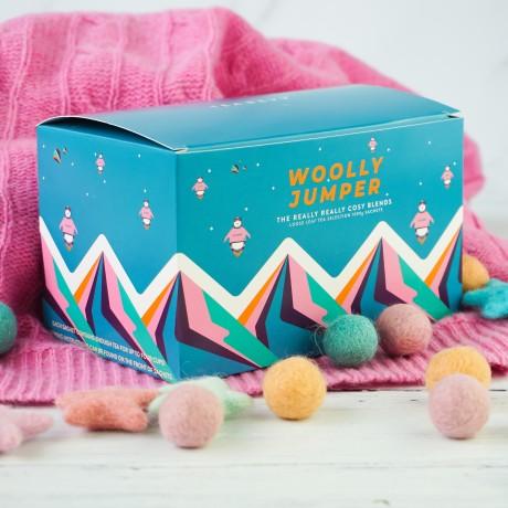 Woolly Jumper Tea Selection Box (Winter Warmers)