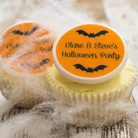 Halloween Cupcake Decorations