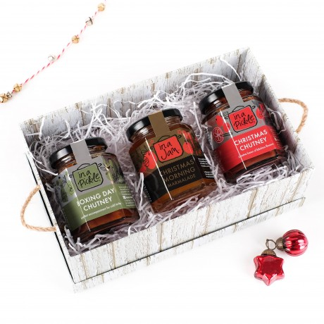 Christmas Trio Gift Box (Pick 3 jars)