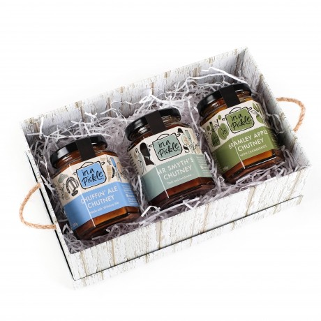 Pick and Mix Gift Box (Pick 3 Jars)