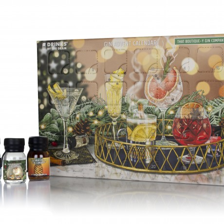 That Boutique-y Gin Company Advent Calendar (2020 Edition) (72cl, 45.9%)