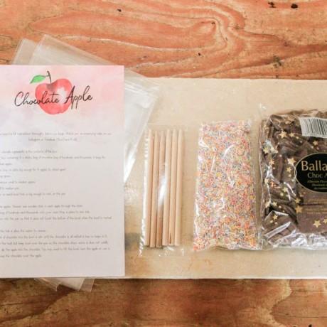 D.I.Y. Chocolate Apple Kit