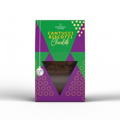 Cantucci Biscotti Almond + Chocolate