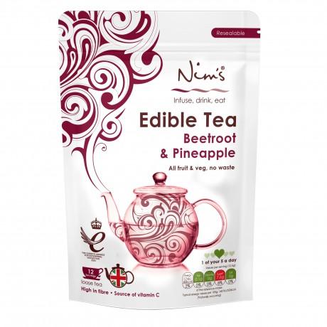 Beetroot & Pineapple Loose Tea