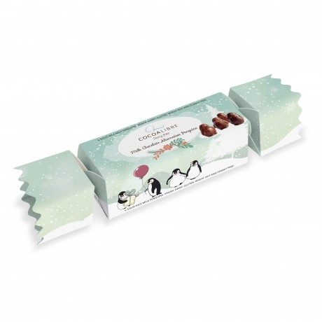 Rice Milk Penguin Cracker