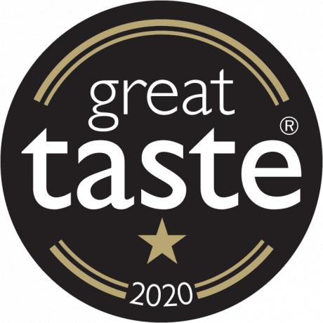 1 star Great Taste Award 2020