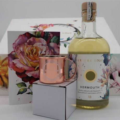 Dry White English Chardonnay Vermouth | No. 18