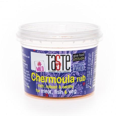 Chermoula rub