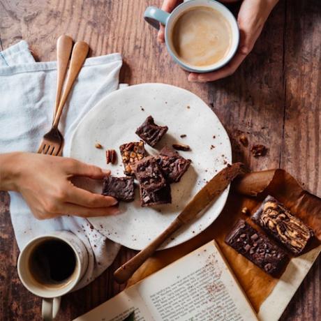 20 Mini Brownie Bites Selection Box | Gluten Free, Dairy Free, Vegan & Refined Sugar Free