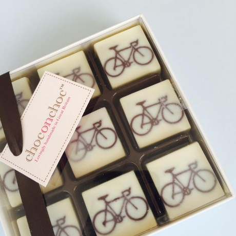 Chocolate Bicycles
