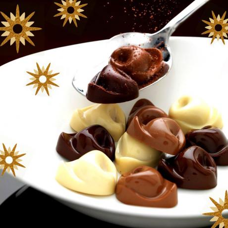 Chocolate Tortellini
