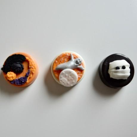 Personalised Halloween Oreo Gift Box