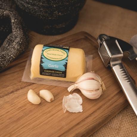Garlic Cheddar Barrel