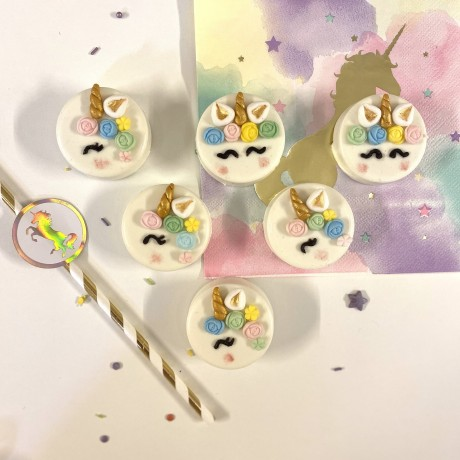 Unicorn Coated Oreos Gift Box