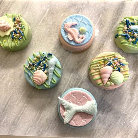Mermaid Coated Oreos Gift Box