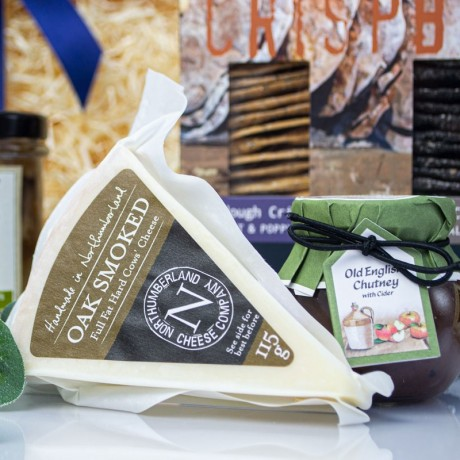 Lesbury Luxury Cheese Hamper