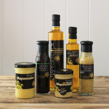 Yorkshire Rapeseed Oil Favourites Collection