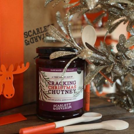Cracking Christmas Chutney 600g + spoon