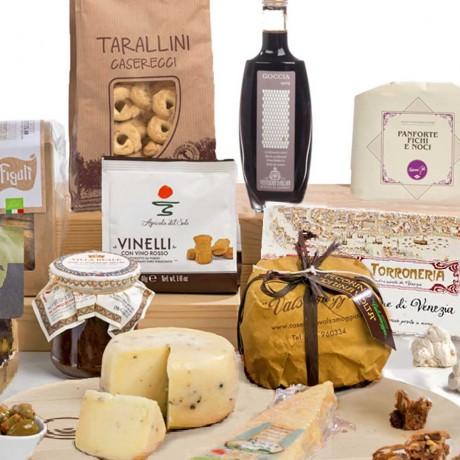 Formaggio - Italian Cheeseboard Hamper