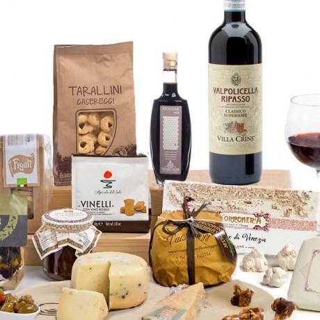 Formaggio - Italian Cheese & Wine Board Hamper