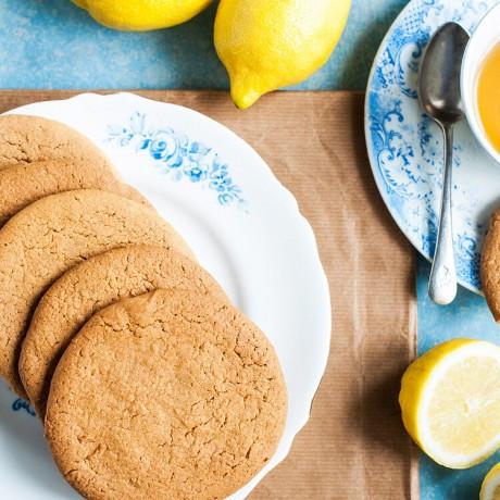 Williams' Lemon & Ginger Biscuits