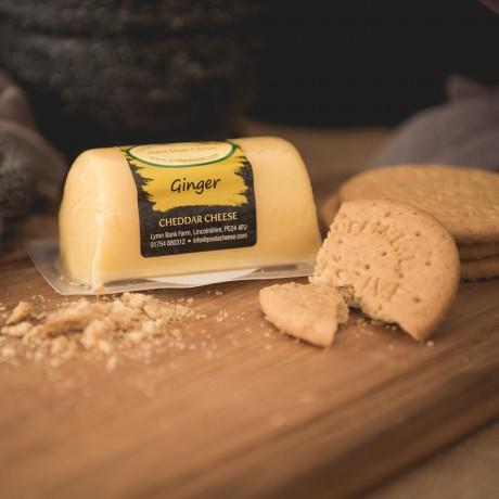 Ginger Cheddar Barrel