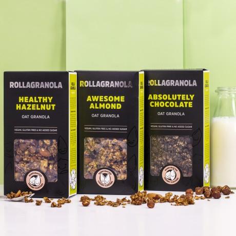 Rollagranola Granola