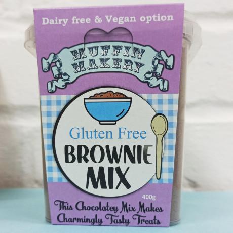 Gluten Free Charmingly Chocolate Brownie Mix