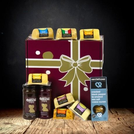 Lymn Bank Build-Your-Own 7 Cheese Hamper