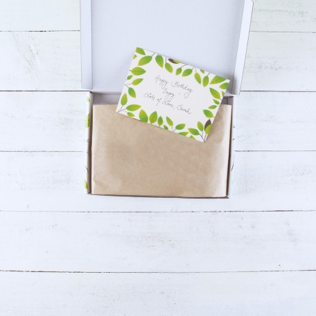 Letterbox Friendly Healthy Snack & Tea Box
