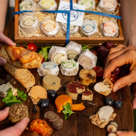 Vegan Cheese Selection Box