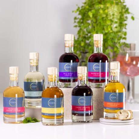 EDEN Exclusive Gin Selection