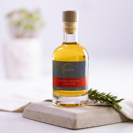 Ginger Whisky Liqueur