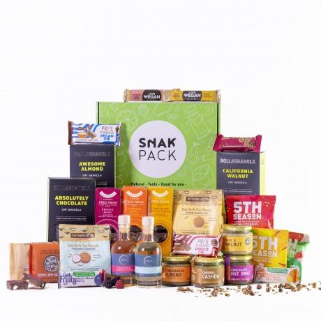 Luxury Vegan Treat Collection - unwrapped