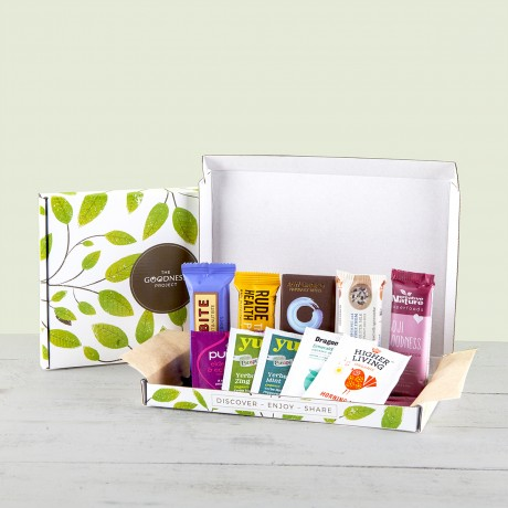 Letterbox Friendly Healthy Snack Box