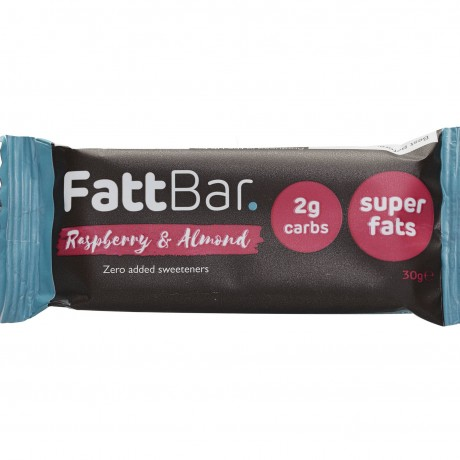 Super Fat Bar with Raspberry & Almond