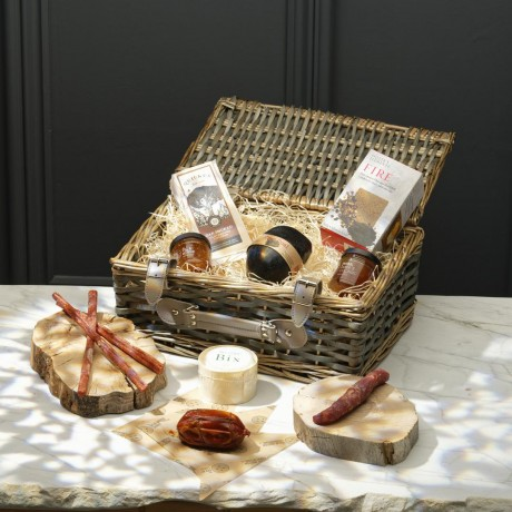 The Cheese & Charcuterie Lovers Gift Set