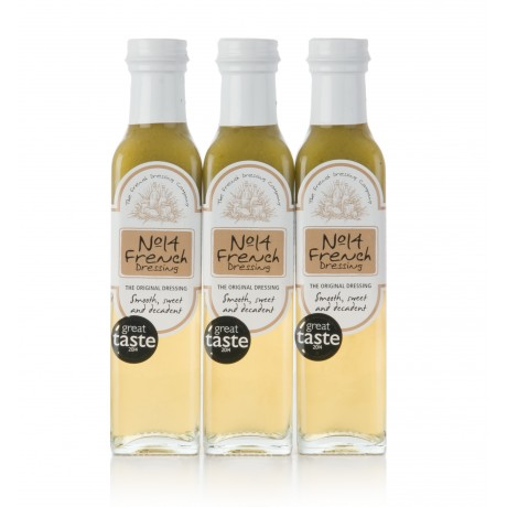 Tempting Trio No.14 French Dressing - The Original Dressing