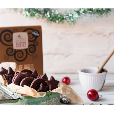 Chocolate Giggles Biscuit Mix