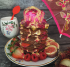 Healthy Chocolate & Banana Pancakes